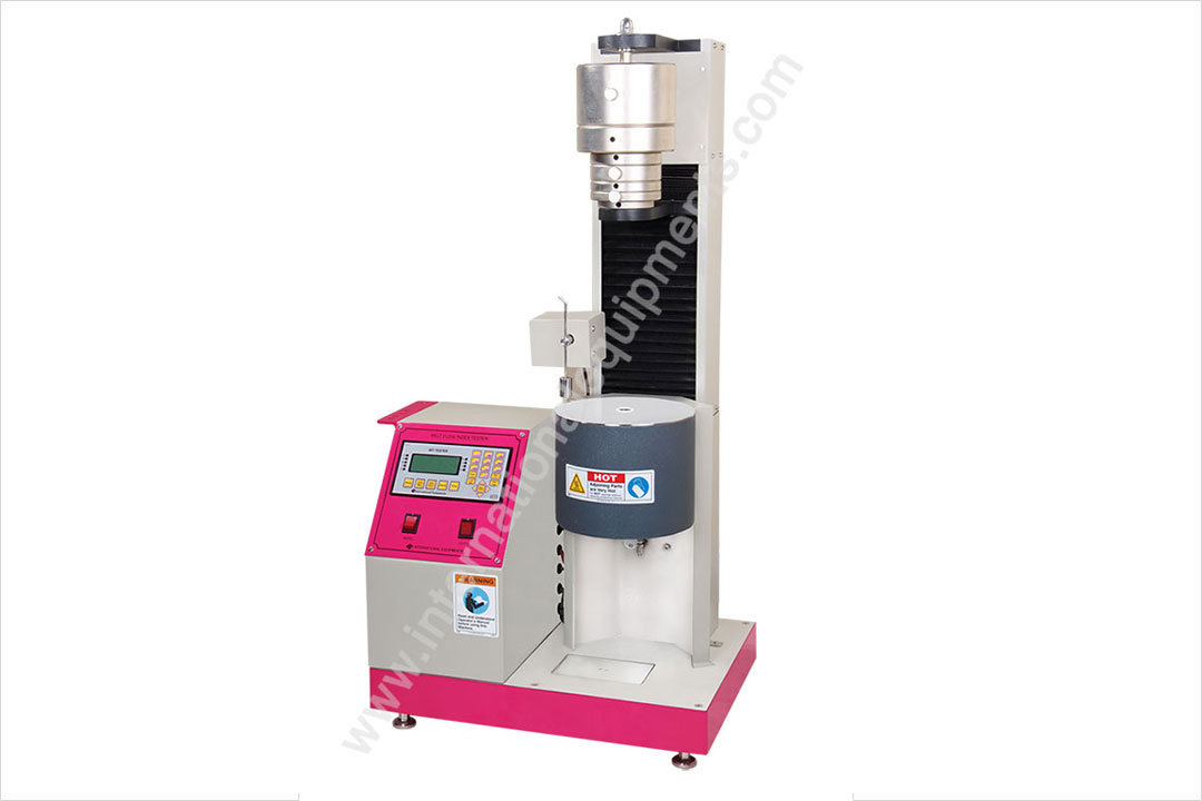 Polymers Testing Equipments